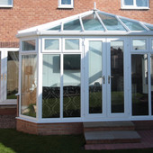 Conservatory in Yorkshire