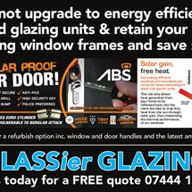 Refurb Sealed Glazing Units