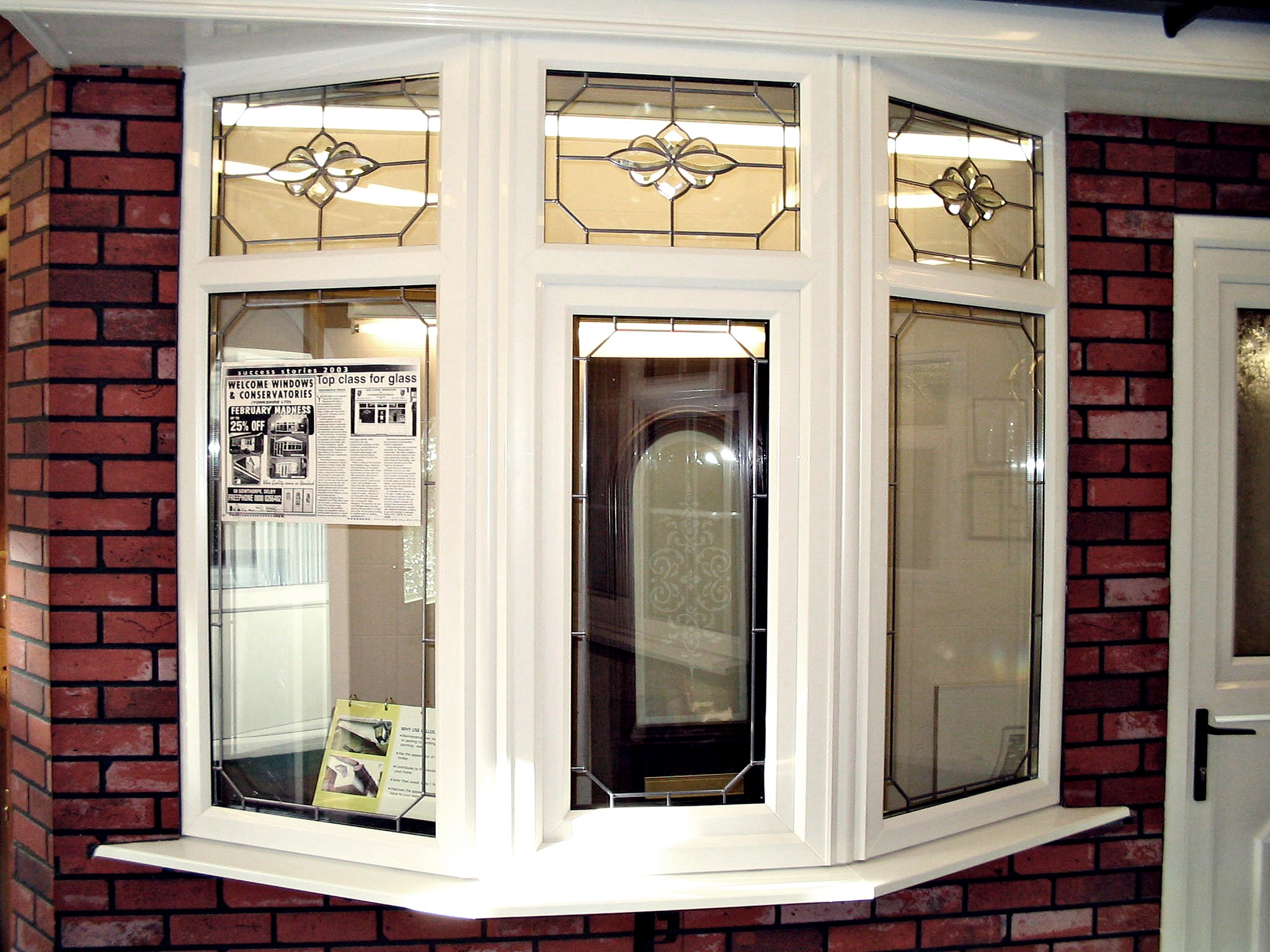 Windows and doors the synseal brand glacier roofline for Windows doors and conservatories