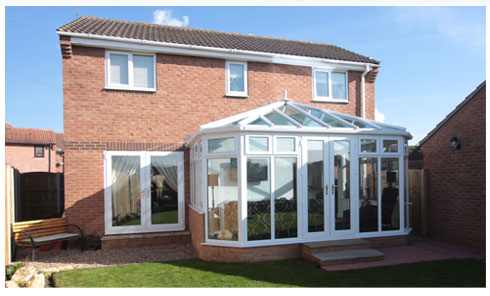Conservatories Yorkshire